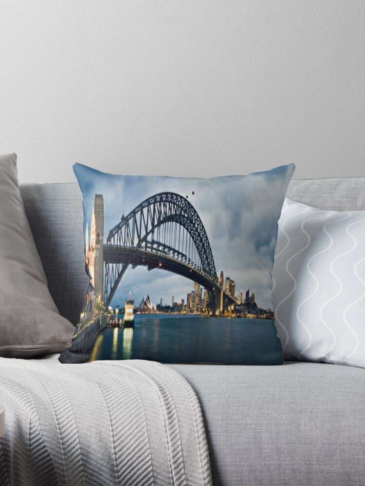 Sydney Harbour by SD Smart