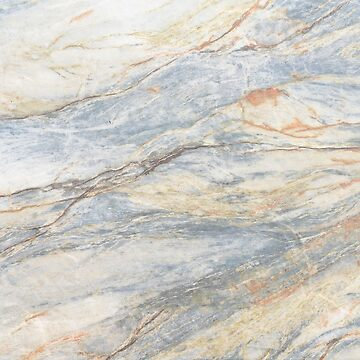 Light Blue Mountain Marble by CreatedProto