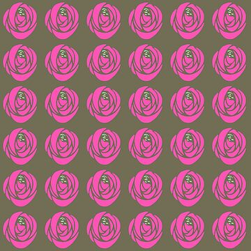 Charles Rennie Mackintosh Roses 9. by ALD1