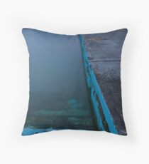 Afternoon Pool Throw Pillow