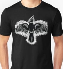 Coast Salish Crow Slim Fit T-Shirt