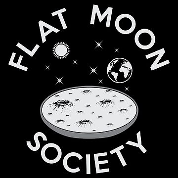 Flat moon society by SxedioStudio