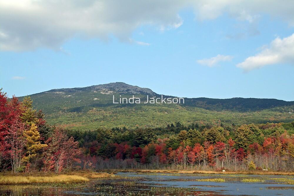 Mt. Monaugnauk, New Hampshire by Linda Jackson