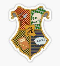 Undergraduate Anthropology Club  Sticker