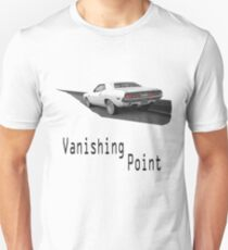 Vanishing Point - Road Unisex T-Shirt