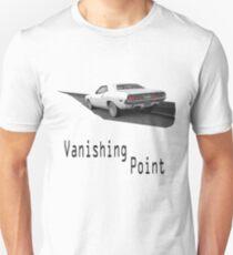 Punto de fuga: camino Camiseta ajustada