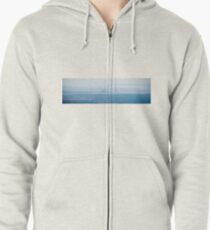 Perth, Western Australia from the Air Zipped Hoodie