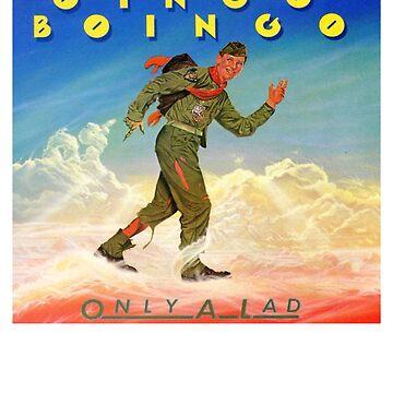 Oingo Boingo Only A Lad by ryanturnley