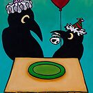 Pity Party; Table for Two by Manter Bolen