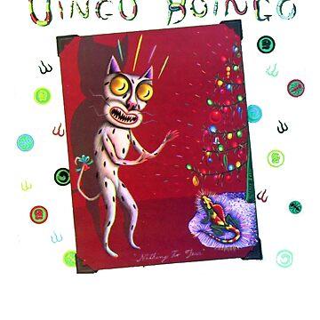 Oingo Boingo by ryanturnley