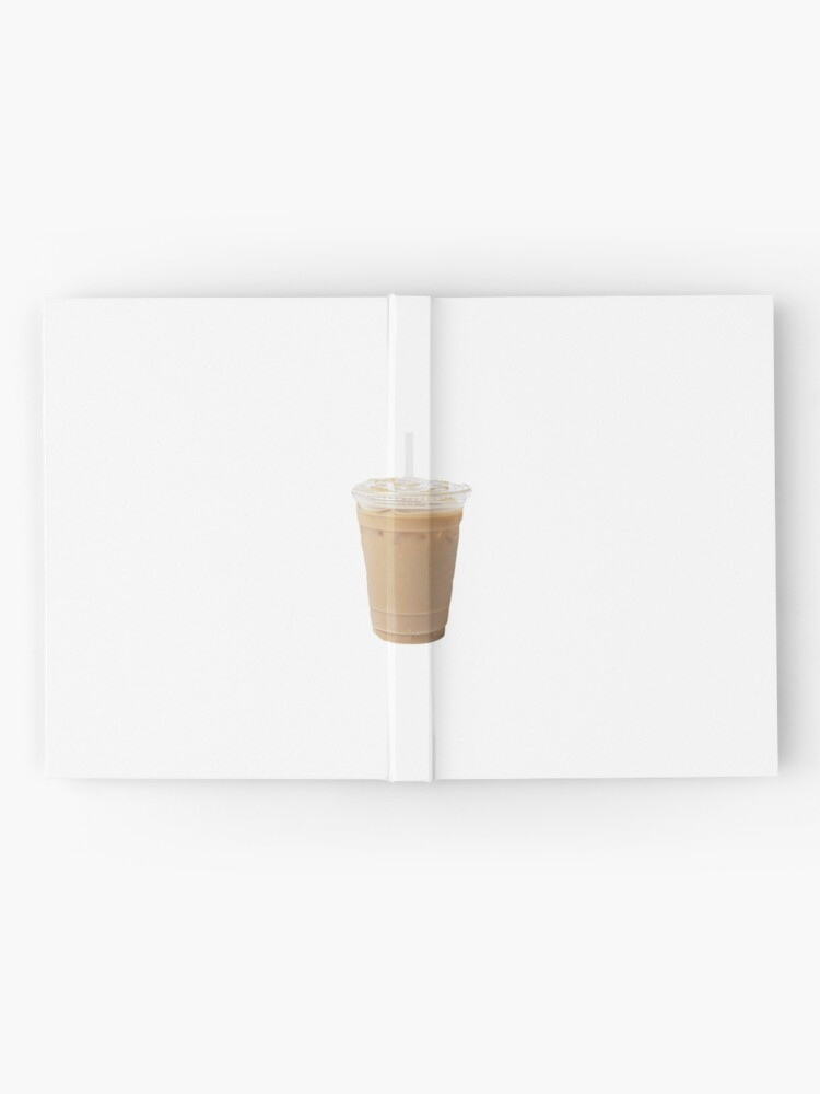 Alternate view of Iced Coffee Hardcover Journal