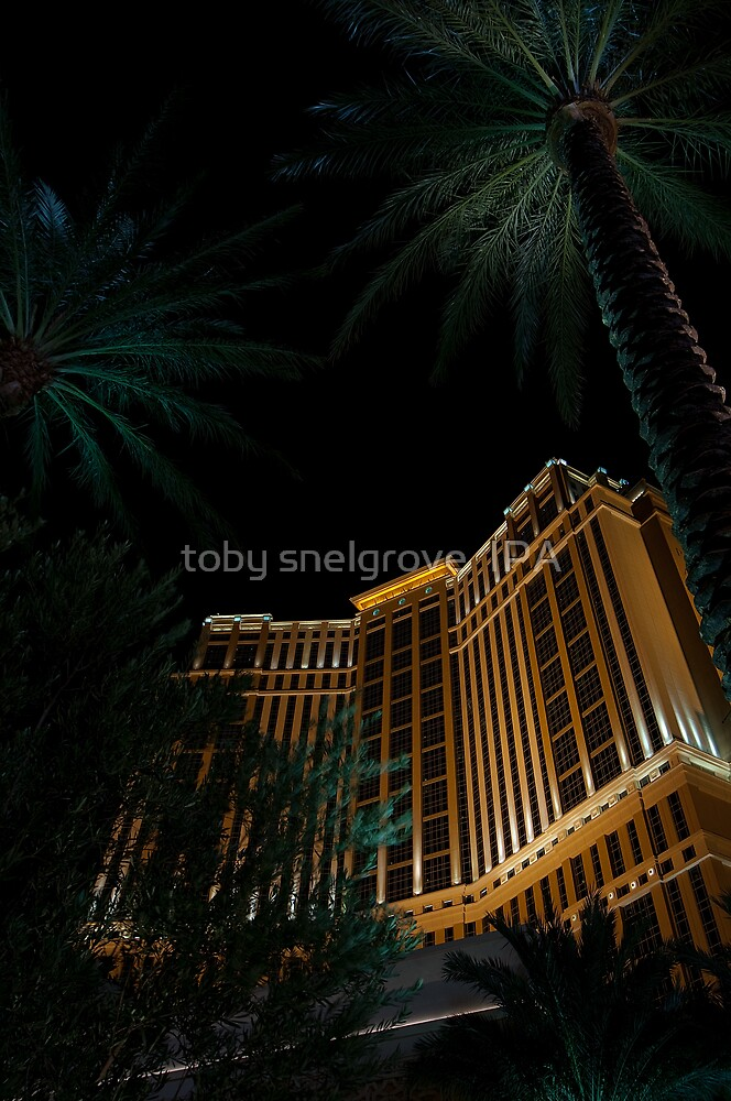 The Palazzo: Las Vegas by toby snelgrove  IPA