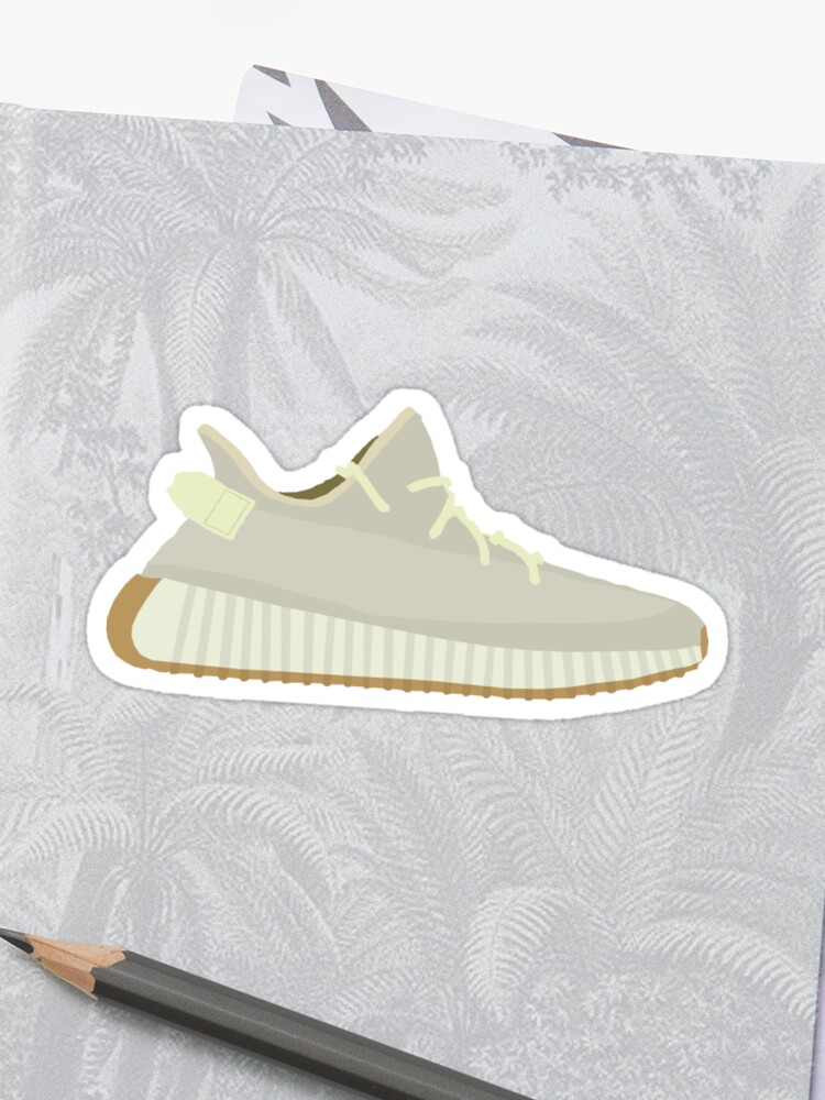 promo code 80302 8c64f Yeezy Boost 350 V2 - Butter | Sticker