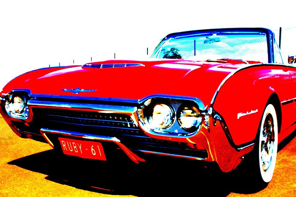 vintage Ruby by Daniella