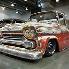Patina'd 1959 Chevy Apache - 2 by mal-photography