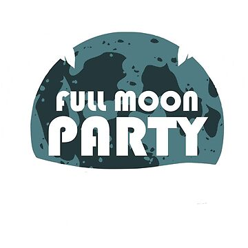 Full Moon Party by santosblanco