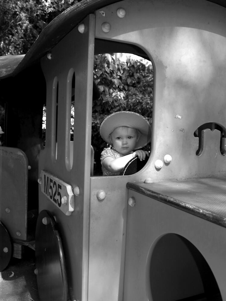 Train Driver by Greenbrigade