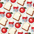 Lunch Pattern - Ruled by Kelly  Gilleran