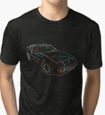 Porsche 944 Tri-blend T-Shirt