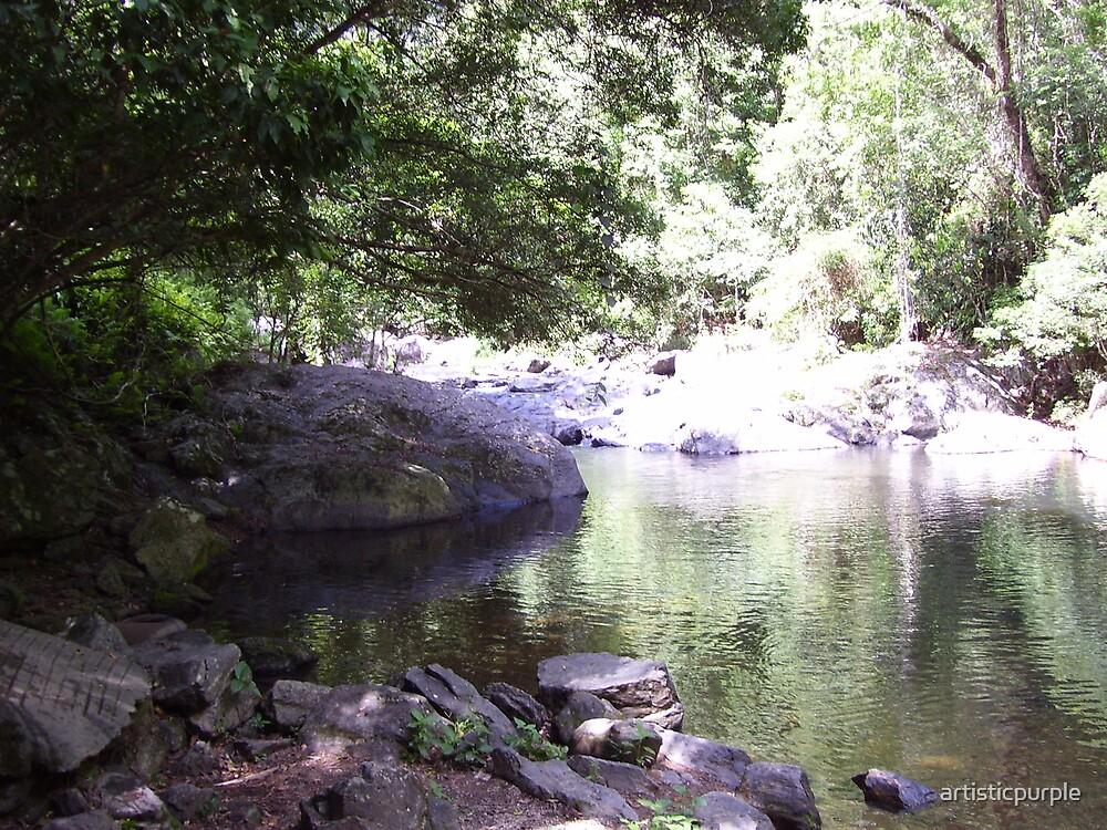 Tropical Sanctuary by artisticpurple