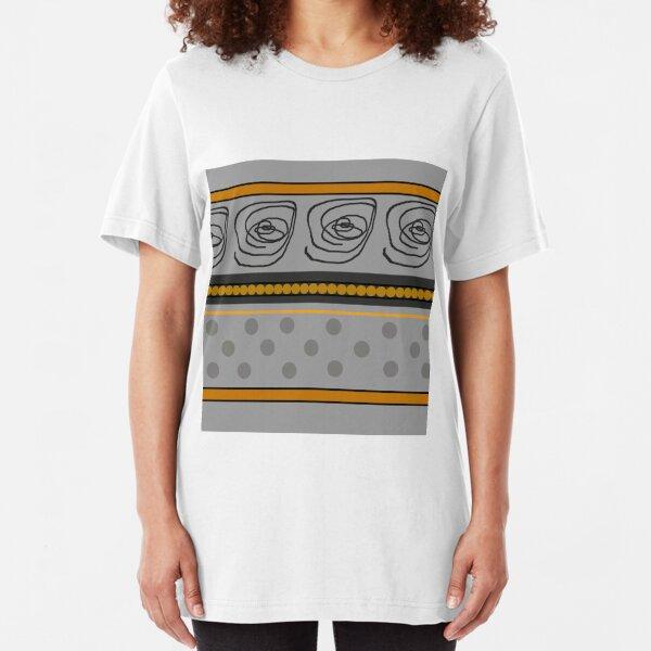 Luxury Slim Fit T-Shirt