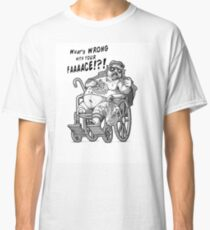 Mr. Plinkett - What's Wrong with Your Face Classic T-Shirt