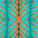 Flames (Reef Art) by Norbert Probst