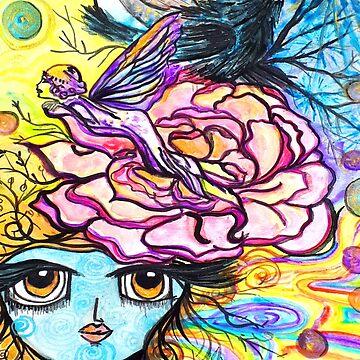 Watercolor dreamz  by imye