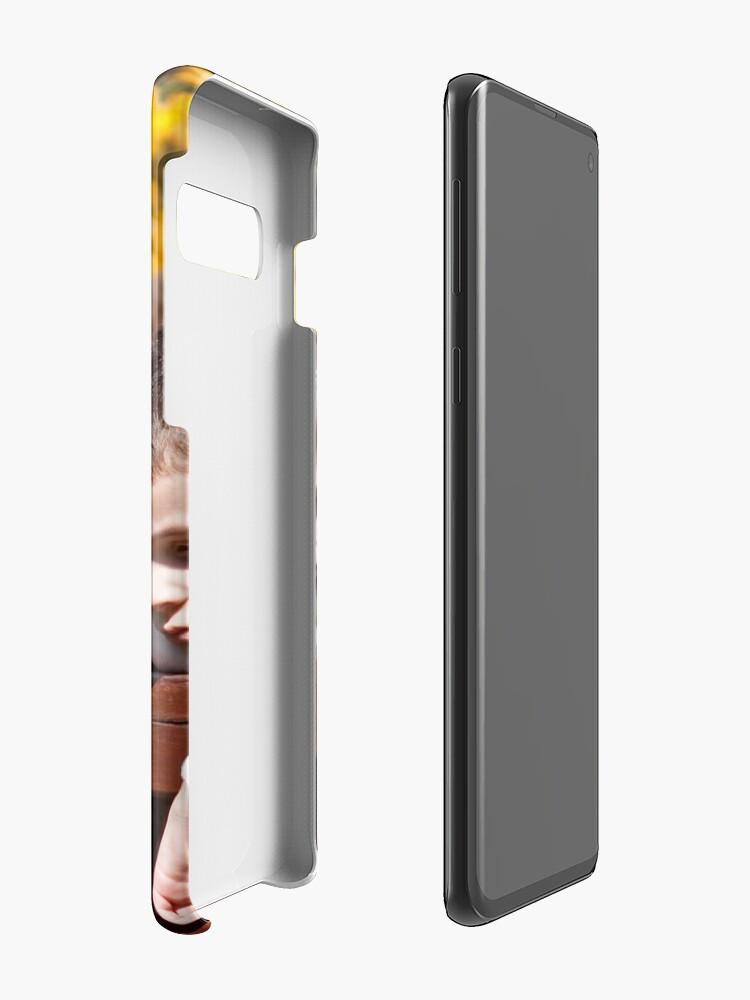 Alternative Ansicht von The Children of Croatia Hülle & Klebefolie für Samsung Galaxy
