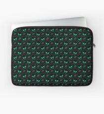 Alien-Muster Laptoptasche