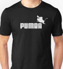 Pumba-Logo-Parodie Unisex T-Shirt