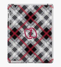 Red X Knit iPad Case/Skin