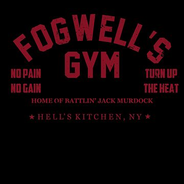 Fogwell's Gym New York by Pheonix-Shirts