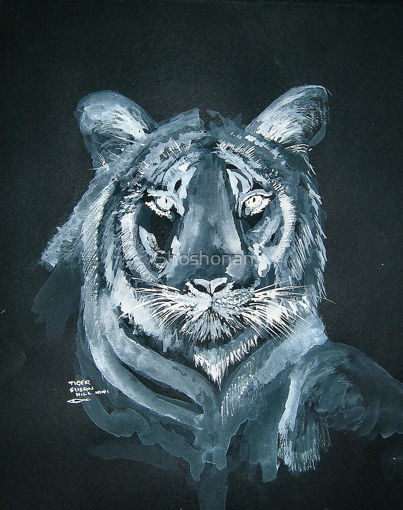 Tiger by Shoshonan