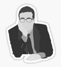 John Oliver Sticker