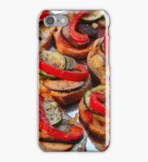Finger Food V iPhone Case/Skin