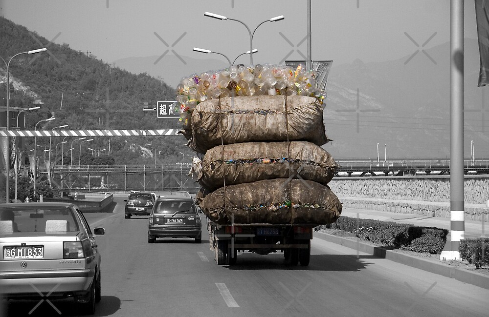 Recycling! by KLiu
