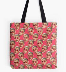 BAD BUNNY HEADS Tote Bag
