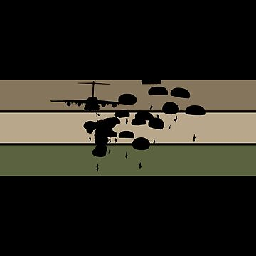 Airborne Jump by MilitaryCandA