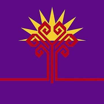 Fantasy Flag--Flag of Ardelia  by kaikai7