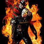 Freddy vs. Jason by American  Artist