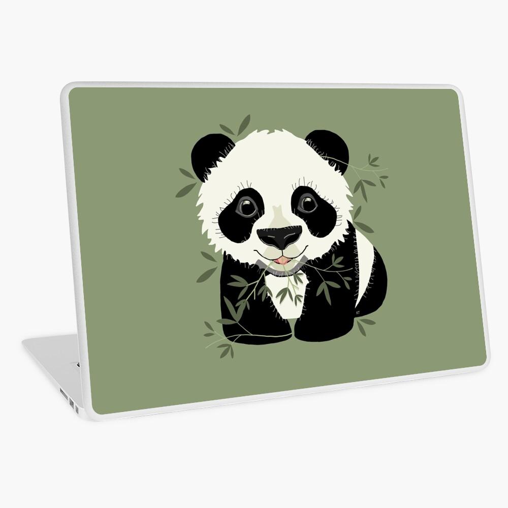 Panda Laptop Skin