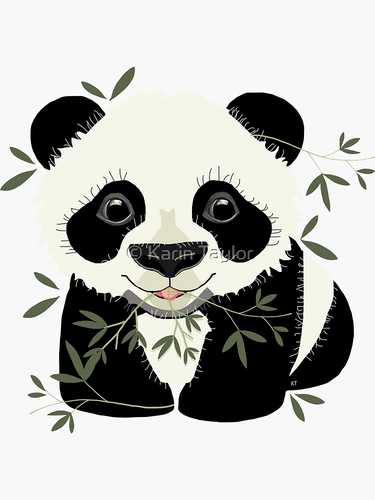 Panda by karin