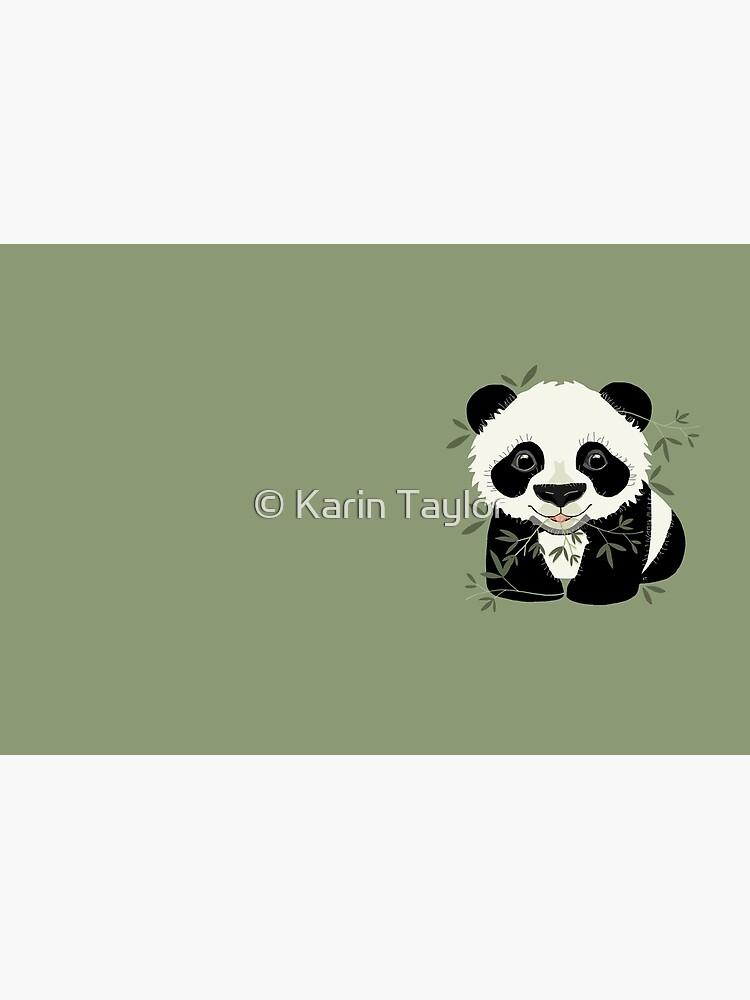 Panda by karin