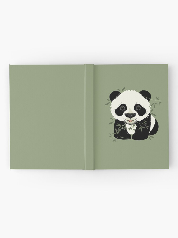 Alternate view of Panda Hardcover Journal
