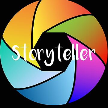 Photographer Story Teller Gift by stacyanne324