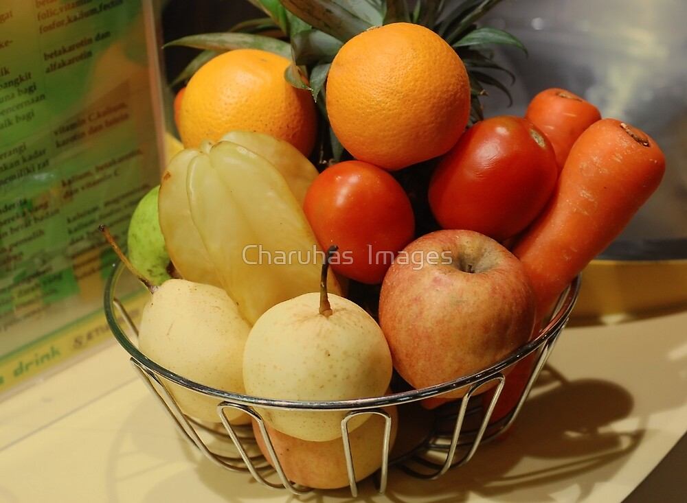 Fruits and Vegetables by Charuhas  Images