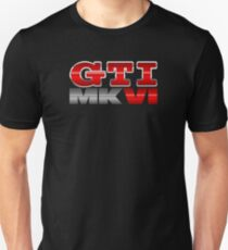 VW GTI MK6 Icon T-Shirt