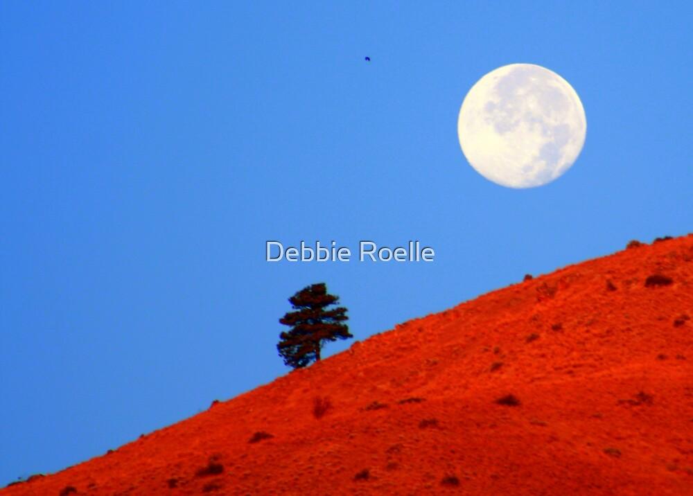 Good Morning Moon by Debbie Roelle