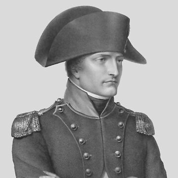 Napoleon Bonaparte In Uniform by warishellstore